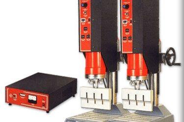 Máquina selladora de ultrasonido