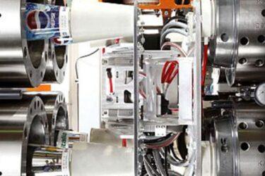 Robots para inyectoras