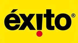 Imagen del logo de supermercados Éxito
