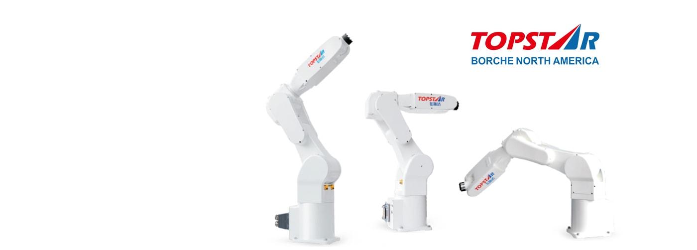 Imagen de robots industriales